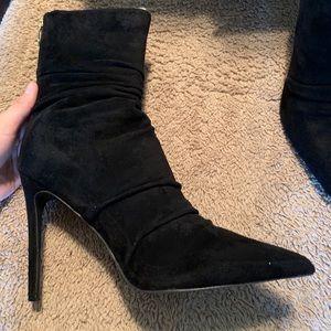 Fashion Nova Shoes - Fashion nova Sabrina Scrunch bootie